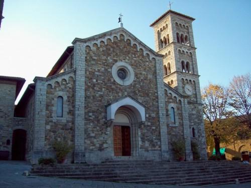 Castellina in Chianti - Chiesa del SS. Salvatore