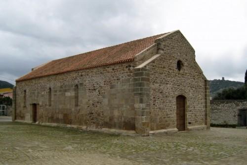 Viddalba - Chiesa antica di S. Giovanni Battista (XI sec) [2]