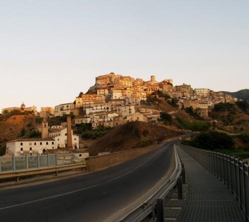 Corigliano Calabro - La Madonna del Carmine e Sant'Antonio: 2 in 1