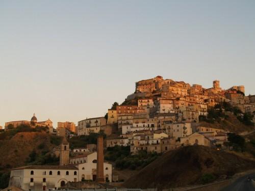 Corigliano Calabro - Madonna del Carmine e Sant'Antonio + da vicino