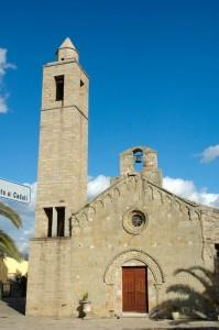 Chiesa di S.Maria di Cochinas