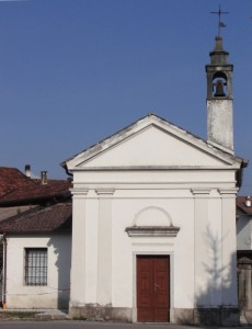 Chiesetta di Santa Lucia in località Callibago