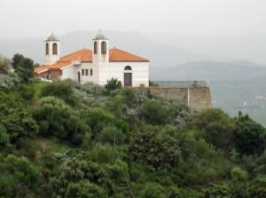 Muntiggioni - Chiesa di S. Francesco
