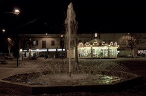 La Fontana e la Giostra
