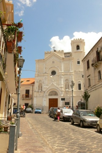 Pizzo - Convento e Chiesa di S.Francesco da Paola