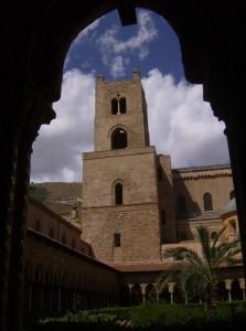 Torre del Duomo di Monreale