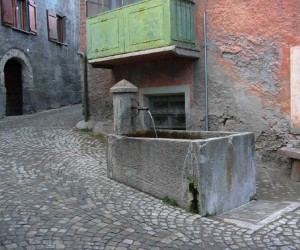 Fontana semplice