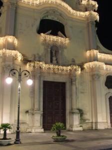 Ingresso Chiesa S.Michele Solofra