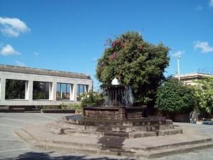 fontana di Santa Maria