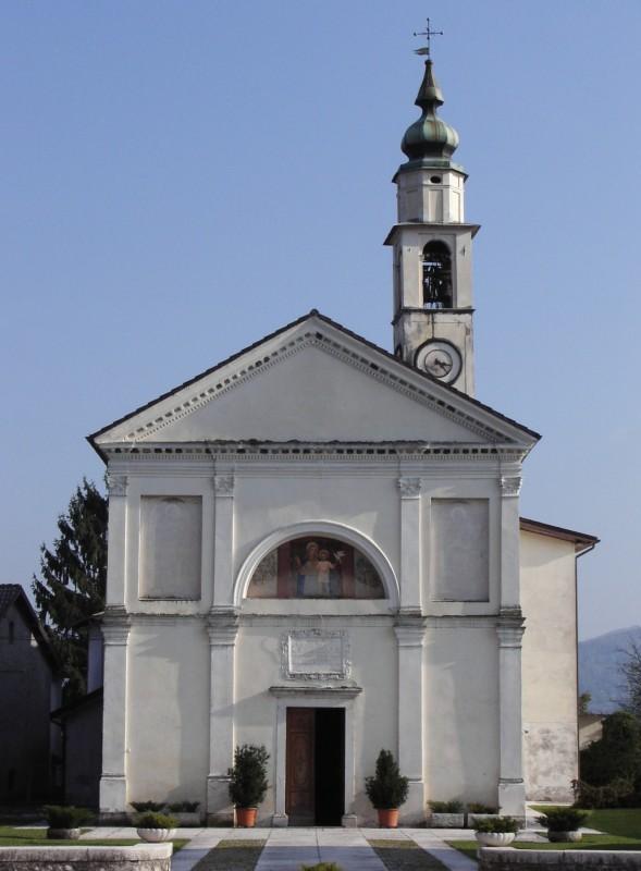 ''Chiesa parrocchiale S. Maria Regina Pacis a Meano'' - Santa Giustina