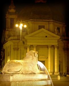 Il leone e la chiesa