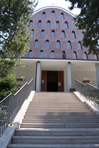 Trieste - Chiesa Sante Eufemia e Tecla