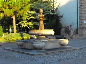 Fontana Piazza Garibaldi
