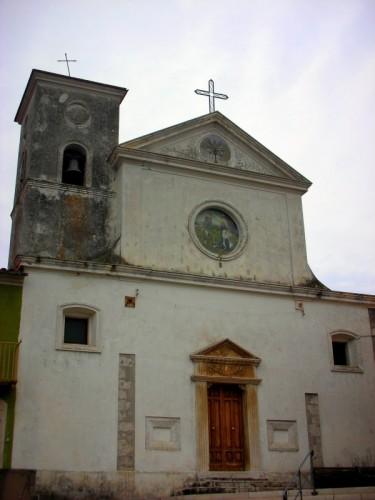 Fornelli - Chiesa di San Pietro Martire