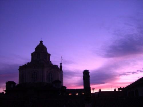 Torino -  ... ed è subito sera ...