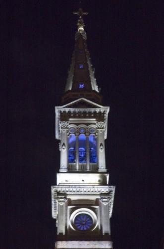 Alessandria - Il Campanile Blu