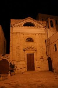 San Giovanni Battista - notte
