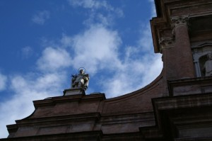 San Prospero - particolare
