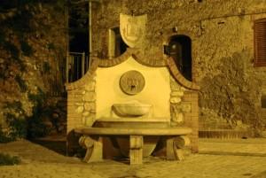 Torricella in Sabina - Fontana