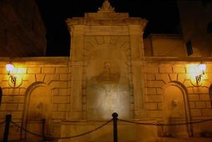 Orvinio - Fontana dal 1885