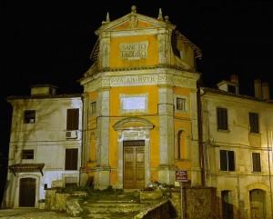 Orvinio - San Giacomo