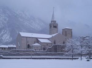 Il Duomo sotto la neve 3