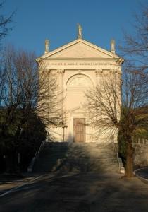 chiesa di Terrossa