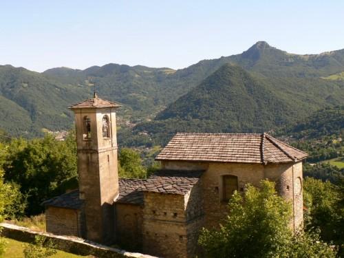 San Fedele Intelvi - chiesetta di lura