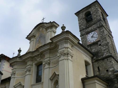Lanzo d'Intelvi - chiesa madre di scaria