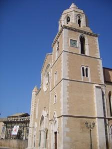Campanile Cattedrale di Lucera