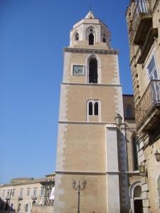 Campanile Cattedrale di Lucera 2