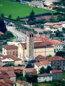 Chiesa di San Basilio fra i tetti