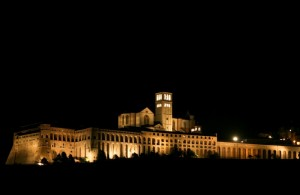 Panoramica Basilica di San Francesco 1