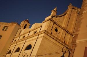 Chiesa in tufo