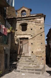 CHIESETTA A SAN MARTINO D'AGRI