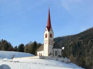 La Chiesa al freddo