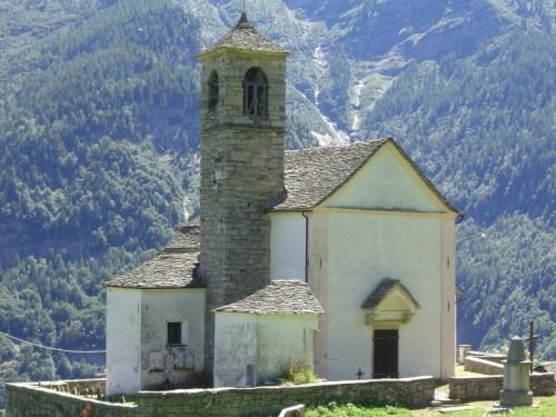 Premia - chiesa di Salecchio inferiore