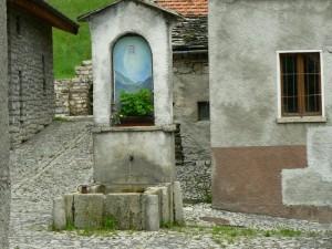 fontana di erbonne  (paese di 12 abitanti)