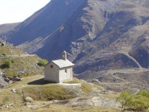 chiesa al pian del re (sorgenti del po)
