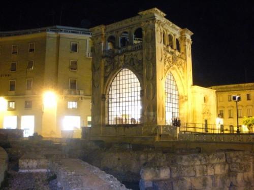 Lecce - ChiesettaP.Sant'Oronzo