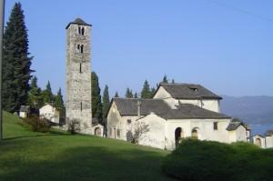 chiesa e cimitero di pella