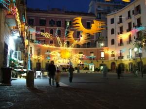 Piazza Portanova Salerno