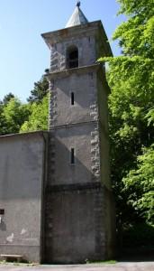 chiesa al passo dell'abetone