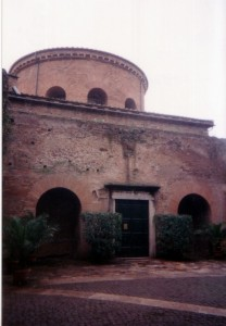 Mausoleo di Santa Costanza. Uggia.