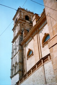 La Cattedrale elettrica. Piazza Armerina