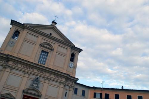 San Lorenzo Nuovo - vista da un'angolo diverso