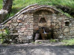 fontana campreste