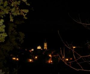 una notte d' inverno a Novara