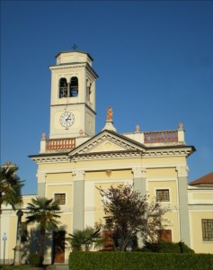 Chiesa di S. Bernardo - Prato Sesia