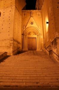 Il Duomo di Chieti - portone